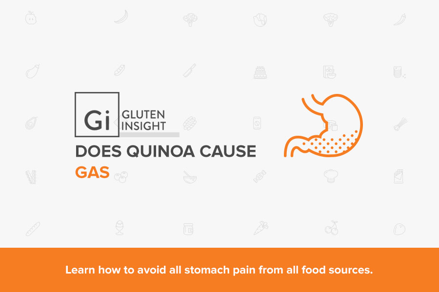 Does Quinoa Cause Gas? Avoid Stomach Pain From Quinoa