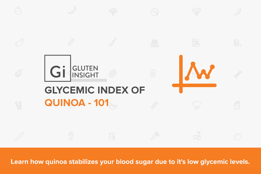 The Glycemic Index Of Quinoa – 101