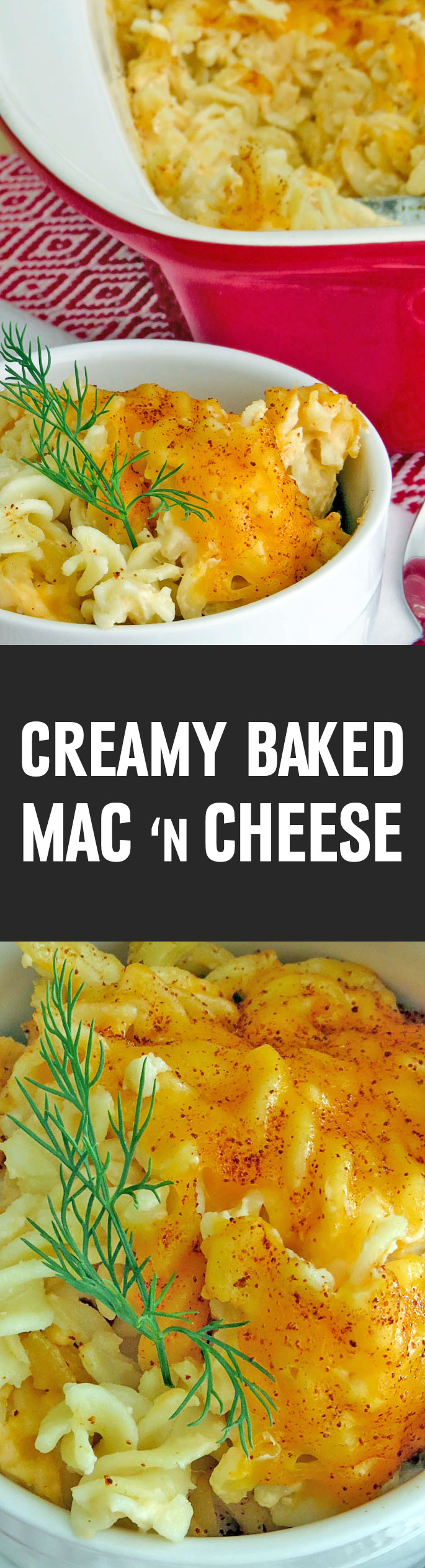 Skip the hours over the stove top stirring a creamy cheese sauce. Try out this ultra-creamy cheesy pasta dish that serves a crowd, or leaves you with delicious leftovers for another meal! Shared via http://www.gluteninsight.com