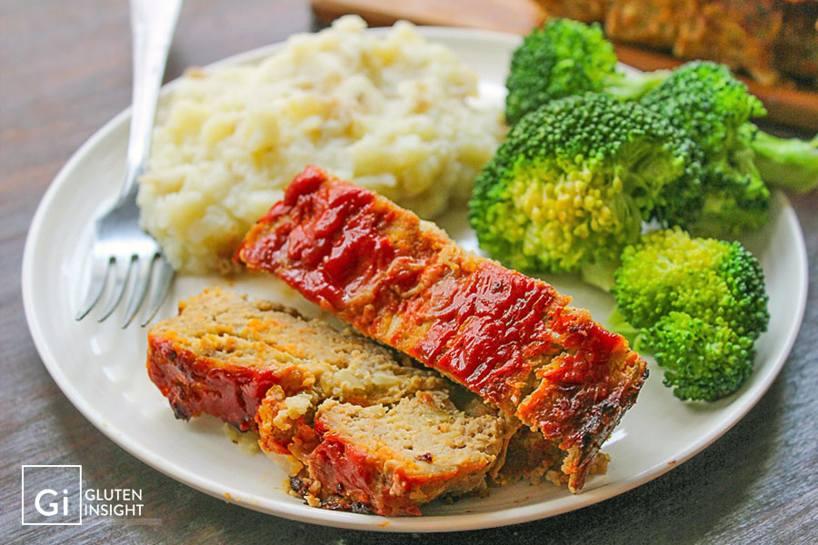 Classic Gluten Free Meatloaf