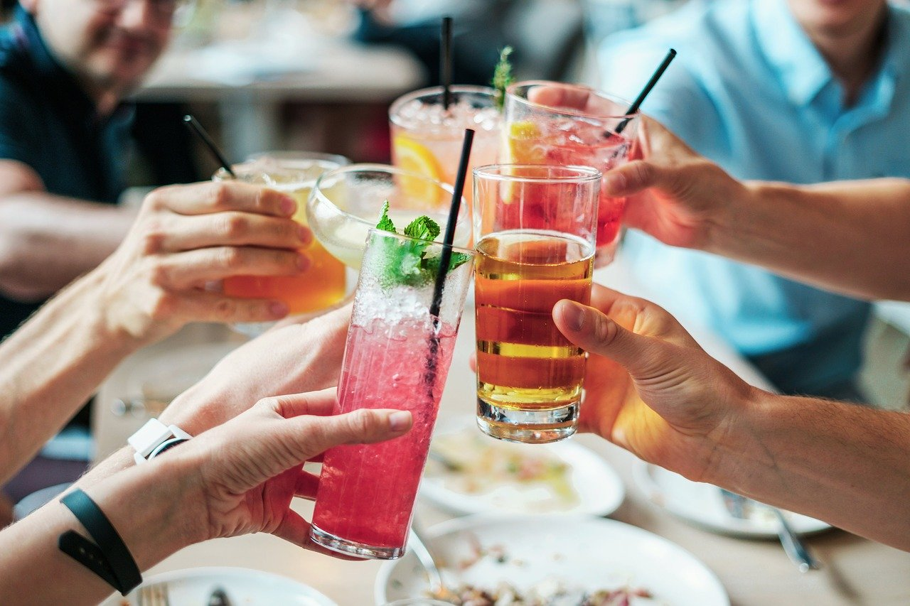 gluten free drinks and beverages